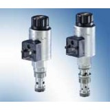 Bosch Standard Valves Compact Hydraulics Model KSDER Compact Hydraulic Units