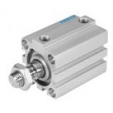 Festo Pneumatic Compact, short stroke and flat cylinder with pistion rod DPCS