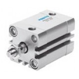 Festo Pneumatic Compact, short stroke and flat cylinder with pistion rod ADN ★
