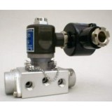 Kaneko solenoid valve 4 way M15G SERIES single