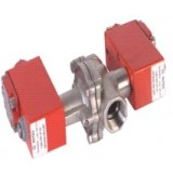 Rotex solenoid valve Customised Solenoid Valve 2 PORT DUAL FLOW SOLENOID VALVE FOR LPG DISPENSING
