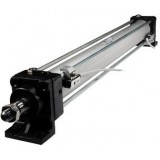 SMC Hydraulic Cylinders CH(D)A, Tie-Rod Type Low Pressure Hydraulic Cylinder, 40-160mm Bore