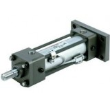 SMC Hydraulic Cylinders CH(D)2, JIS Hydraulic Cylinder, Double Acting, Single Rod
